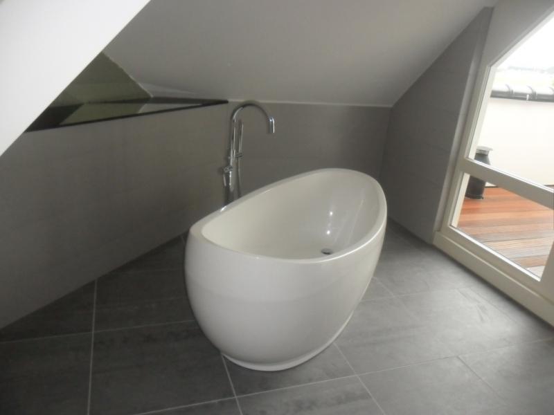 tegel stucwerk voor een exclusieve badkamer