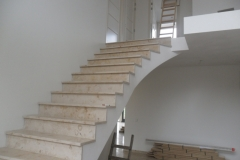 Trap project particulier woning
